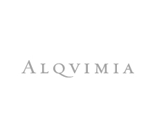 Logotip alquimia. Perruqueria natural vic nous aires