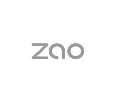 Logotip zao. Perruqueria natural vic nous aires